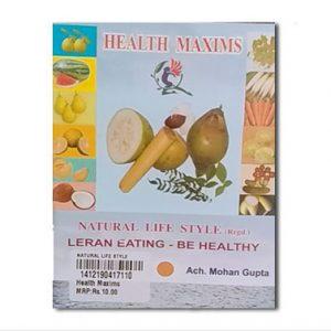 Health Maxims